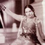 Durga Khote, star of 'Seeta' 1934.