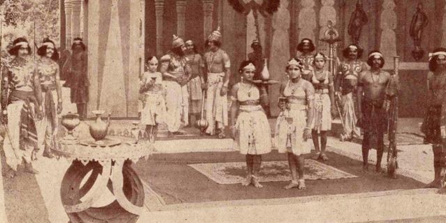 Shyam Sundar - The Great Indian Film Hunt