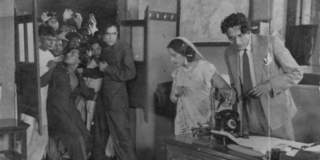 Mill Mazdoor - The Great Indian Film Hunt